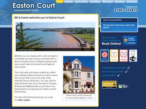 Easton Court Hotel