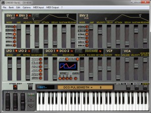 OB6000 Editor