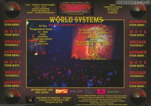 Obsession World Systems 1993