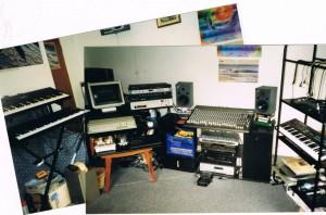 Studio, mid 90s