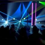 Waveform Festival 2012 - Eat Static, Lasers