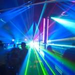 Waveform Festival 2012 - Terra Nine, Lasers