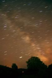 star-trail1(2008-6-4)